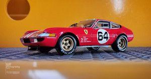 Ferrari 365 GTB 4 Kyosho (3)