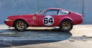 Ferrari 365 GTB 4 Kyosho (5)